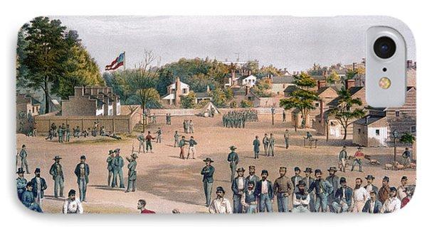 Civil War: Union Prisoners Phone Case by Granger