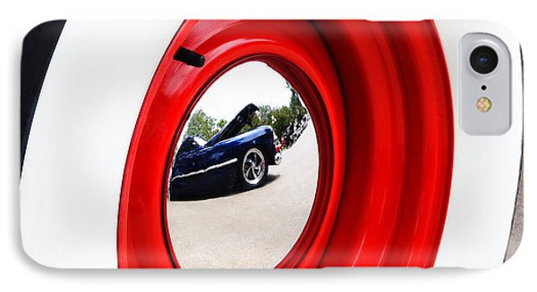 Classic Cars 042 Phone Case by Charley Starnes