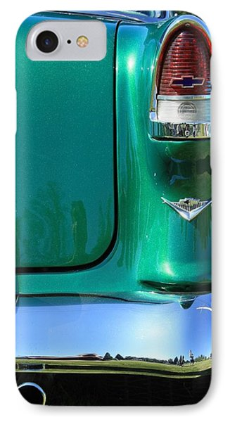 Classic Chevy IPhone Case by Tyra  OBryant