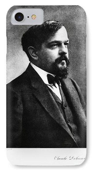 Claude Debussy, French Composer Phone Case by Photo Researchers