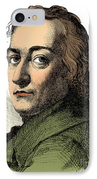 Claude-louis Berthollet, French Chemist Phone Case by Science Source