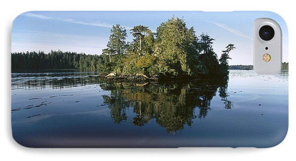 Clayoquot Sound Vancouver Island Phone Case by Flip Nicklin