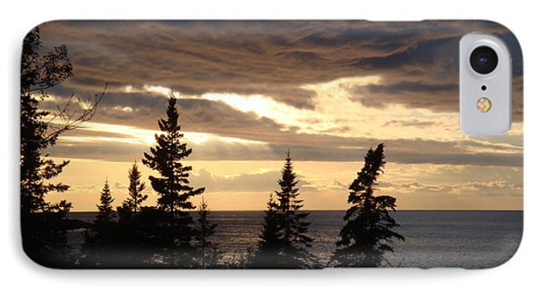 IPhone Case featuring the photograph Clearing Sky by Bonfire Photography