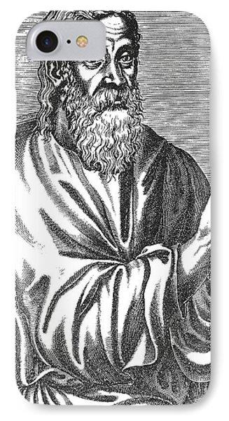 Clement Of Alexandria IPhone Case