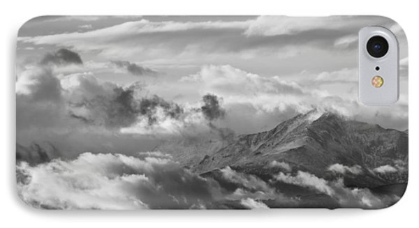 Cloud Art IPhone Case by Colleen Coccia