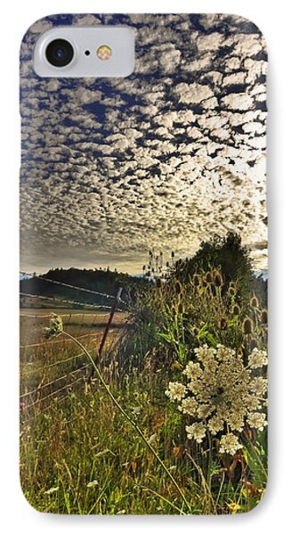 Clouds Gone Wild IPhone Case by Tyra  OBryant