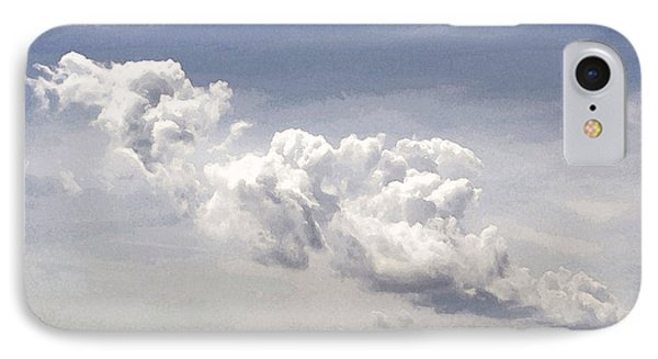 IPhone Case featuring the photograph Clouds Over The Bay by Michael Friedman
