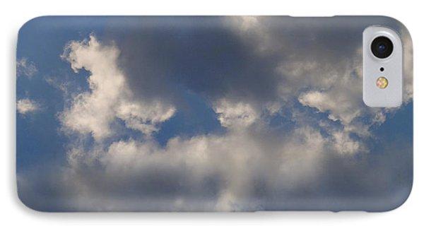 Cloudscape 1 IPhone Case