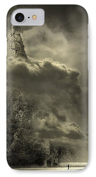 Cloudy Day Phone Case by Svetlana Sewell