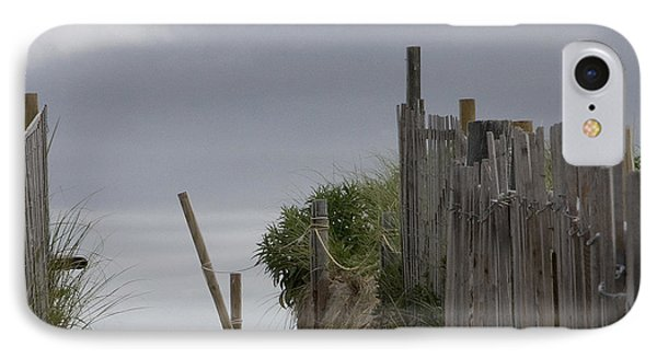 Cloudy Morning IPhone Case by Michael Friedman