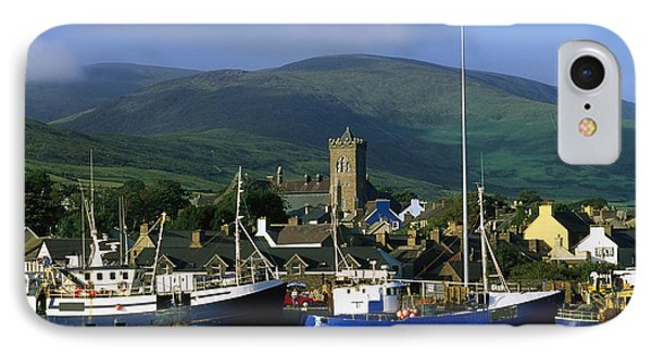 Co Kerry, Dingle Harbour Phone Case by The Irish Image Collection