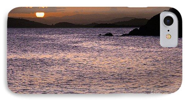 Coast Guard Beach Sunset Phone Case by Thomas R Fletcher