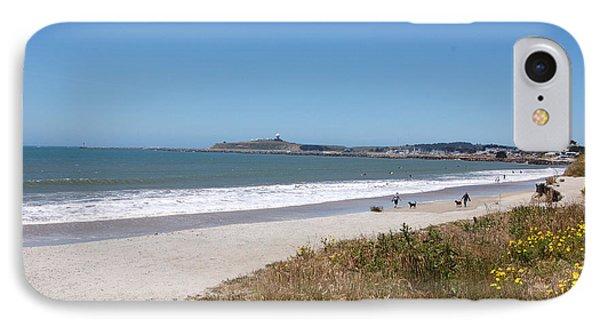 Coastside California Phone Case by Carolyn Donnell