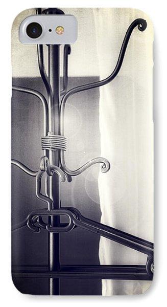 Coat Rack Phone Case by Joana Kruse
