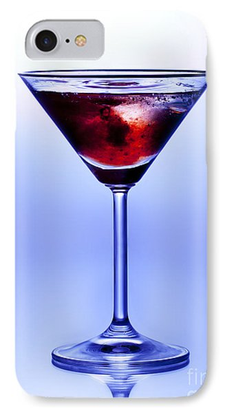 Cocktail Phone Case by Jane Rix