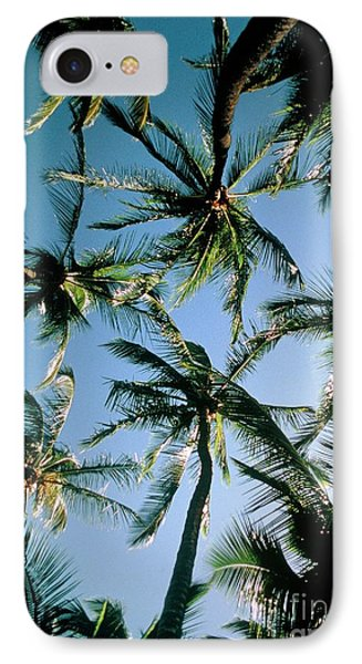Coconut Palms Phone Case by Magrath Photography
