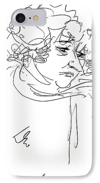 Colette (1873-1954) IPhone Case by Granger