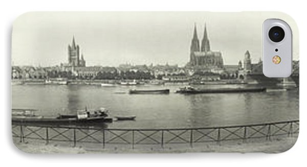 Cologne - Germany - C. 1921 Phone Case by International  Images