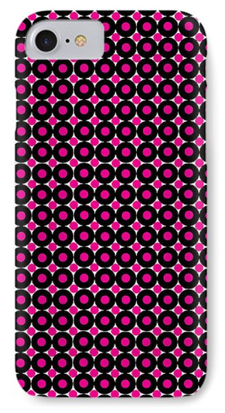 Color Illusion No1. IPhone Case