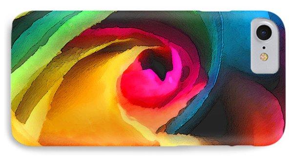 Color Launch Phone Case by ME Kozdron
