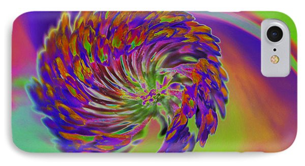 IPhone Case featuring the photograph Color Splash by Cindy Manero