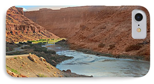 Colorado River Canyon 1 Phone Case by Marty Koch