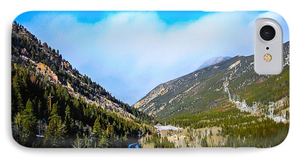 IPhone Case featuring the photograph Colorado Road by Shannon Harrington