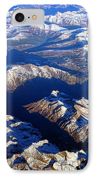 Colorado Rocky Mountains Planet Earth Phone Case by James BO  Insogna