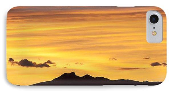 Colorado Sunrise Landscape Phone Case by Beth Riser