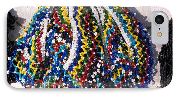 Colorful Beads Jewelery IPhone Case