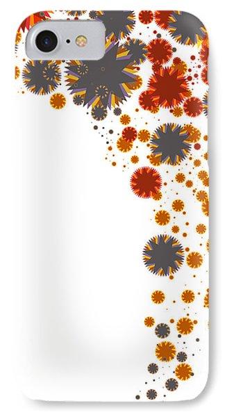 Colorful Blades Phone Case by Atiketta Sangasaeng