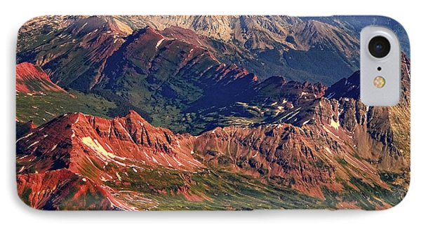 Colorful Colorado Rocky Mountains Planet Art Phone Case by James BO  Insogna