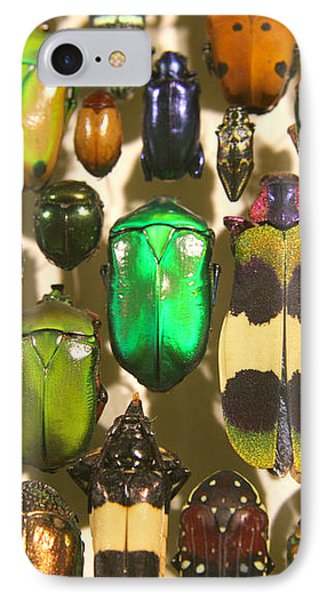 IPhone Case featuring the photograph Colorful Insects by Brooke T Ryan