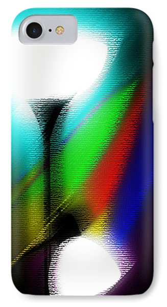 Colorful Lights IPhone Case