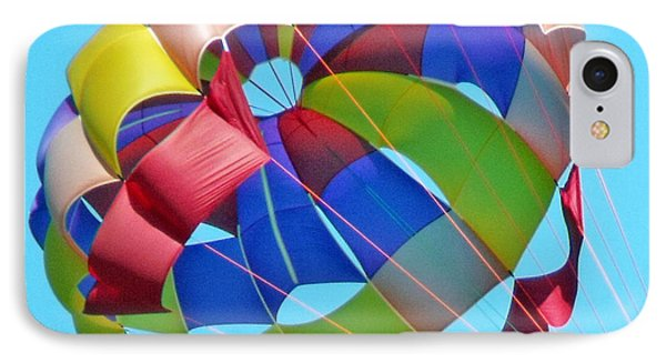 Colorful Parachute IPhone Case