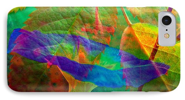 Colors Of Autumn Phone Case by Shirley Sirois