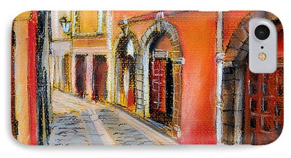 Colors Of Lyon 4 IPhone Case by Mona Edulesco