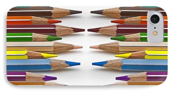 Coloured Pencil Phone Case by Joana Kruse