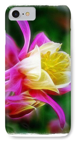 Columbine IPhone Case by Judi Bagwell