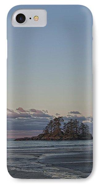 Combers Beach At Dawn, Tofino, British Phone Case by Robert Postma