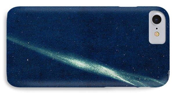 Comet Ikeya Seki, 1965 IPhone Case by Science Source