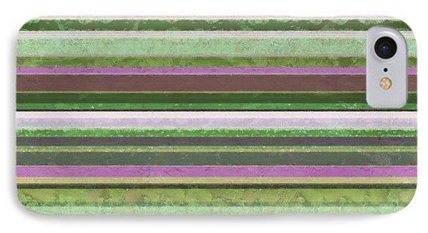 Comfortable Stripes Lv Phone Case by Michelle Calkins