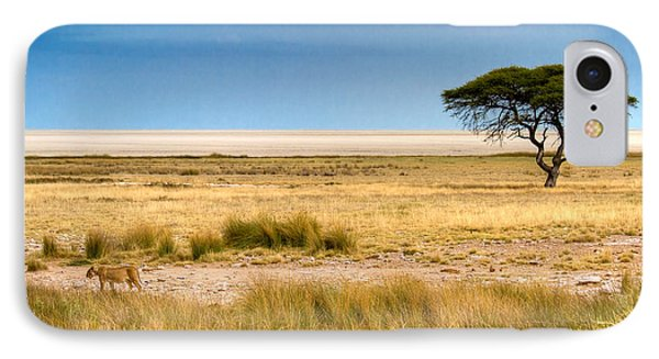 IPhone Case featuring the photograph Coming Home by Juergen Klust