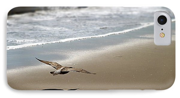 Coming In For Landing IPhone Case by Henrik Lehnerer