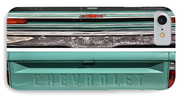 Coming Or Going--still A Chevy Phone Case by David Bearden