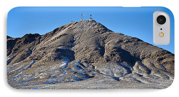 Communications Tower Phone Case by David Buffington