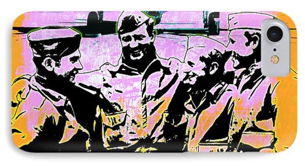 Comradeship Phone Case by Gary Grayson