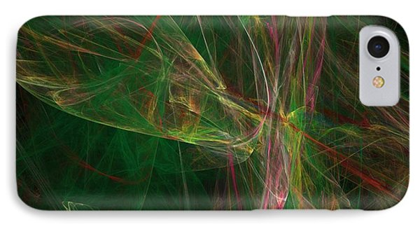 IPhone Case featuring the digital art Confusion by Ester  Rogers