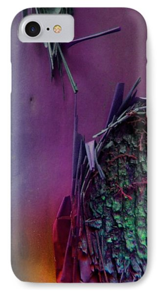 IPhone Case featuring the digital art Connect by Richard Laeton
