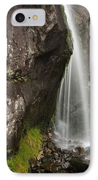Connor Pass, Dingle Peninsula, County IPhone Case by Richard Cummins